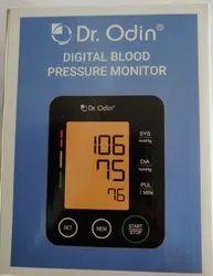 Digital Blood Pressure Monitor (Black)