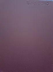 Eurobond Aluminium Panel (Euramax ERX 2038 Dark Oxide)