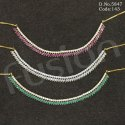 American Diamond Designer Necklace Set