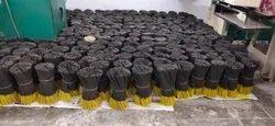 Black Raw Agarbatti 8 Inch