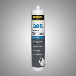BOSS 395 Neutral Non-Corrosive, Industrial Silicone