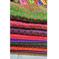 Dyeable Jacquard Fabric