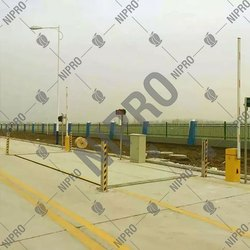 Unmanned Weighbridge System Rfid Based