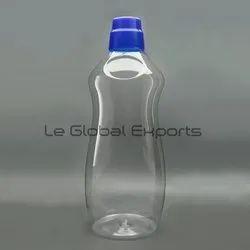 1000ml Screw Cap Liquid Detergent Pet Bottles, Use For Storage: Chemical