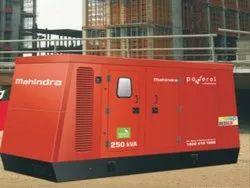 200 kVA Mahindra Powerol Diesel Genset, 278A, Model Name/Number: mPower62485G