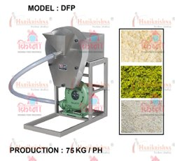 Heavy Dry Fruit Powder Machine