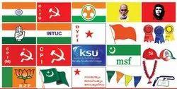 Political Party Flag