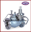 """Pilot Operated Water Pressure Reducing Valve, 2"""" To 12"""""""