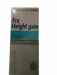 Height Gain Tablet, Dr Era, Prescription