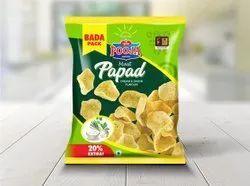 Pooja Cream & Onion Mast Papad