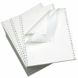 Rectangular A4 Size Computer Paper