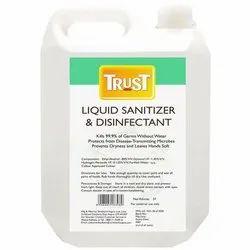 Trust Hand Sanitizers