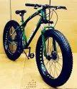 Prime Jaguar Green Fat Tyre Cycle
