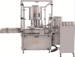 Automatic Pick And Place Capping Machine