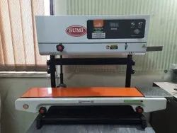 Sepack CS 3 H/HV Digital Continuous Band Sealer Machine