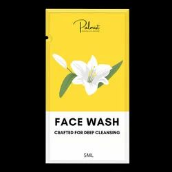 Herbal White Palmist Face Wash Sachet 5ml, Gel, Age Group: Adults