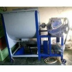 Mild Steel Mixer Grinder, Capacity: 2 Ton Per Hour, 1