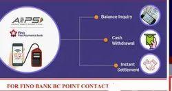 Banking Fino Payment Bank Distributor Service, in Maharashtra