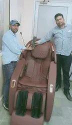 Massage chair Installation in punjab
