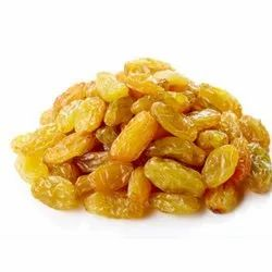 Nutti Naturals Packed Golden Raisins Kishmish, Packaging Type: Air Tight Pouches, Packaging Size: 100 Gms