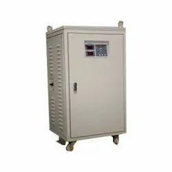 Consul Neowatt Three Phase Air Cooled Servo Control Voltage Stabilizer, Floor