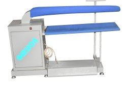 Silver G-A208 Manual Seam Opening Table W/O Compressor W/O Boiler, For Ironing Clothes