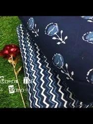 Cotton runnimg fabric