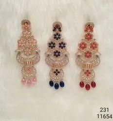 American Diamond Fashion Earring