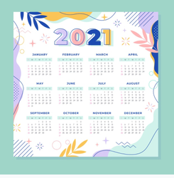 Paper New Year Calendar Printing, in Pan India