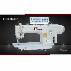 Fucen FC-0302-D7 Single Needle Sewing Machine