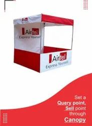 Canopies Advertising Service