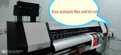 Eco Solvent Flex Printing Machine, Model Name/Number: XP6000