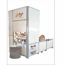 Fully Automatic 8 Roll Thali Making Machine