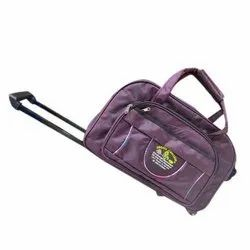 Polyester Travel Trolley Bags