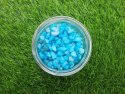 Blue Gravels ( Polished Onyx)