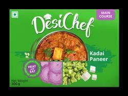 DesiChef Kadai Paneer