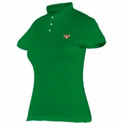Women Forest Tailor Made Polo T Shirt