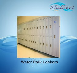 Water Park Locker