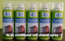 4S AC Coil Cleaner