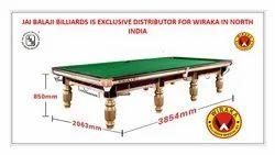 Wiraka M1 Snooker Table (Wiraka Distributor In North India)