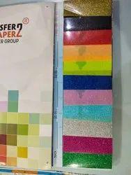 Rectangle Plain Vinyl Adhesive Plotter Sticker