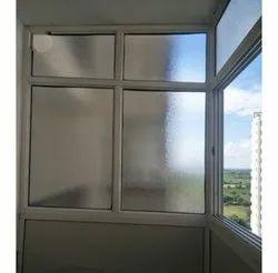 Modern White Aluminium Window