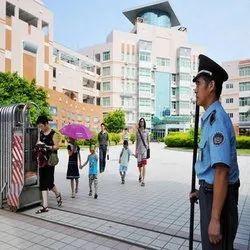 Corporate Male School Security Guard Service