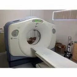 GE Refurbished CT Scanner