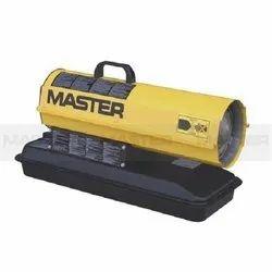 Master Diesel brooder