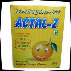 Macro Biotech Orange Healthy Energy Powder, Packaging Size: 105 Gm, Packaging Type: Paper Pack