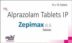 Alprazolam Tablets 0.5 mg