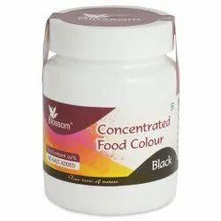 Blossom Black Concentrated Food Colour