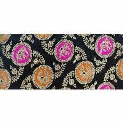 Banarasi Jacquard Fabrics