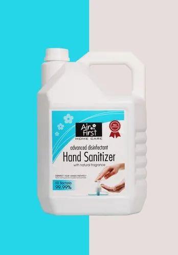 Hand Sanitizer 5Ltr